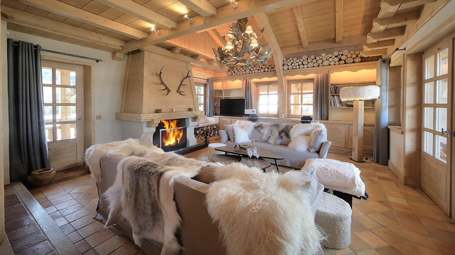 MEGEVE  - Maison  5 Chambres - picture 2